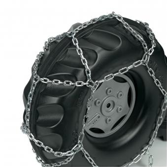 Schneeketten für Tretfahrzeug 390x150 - Rolly Toys Bild 2