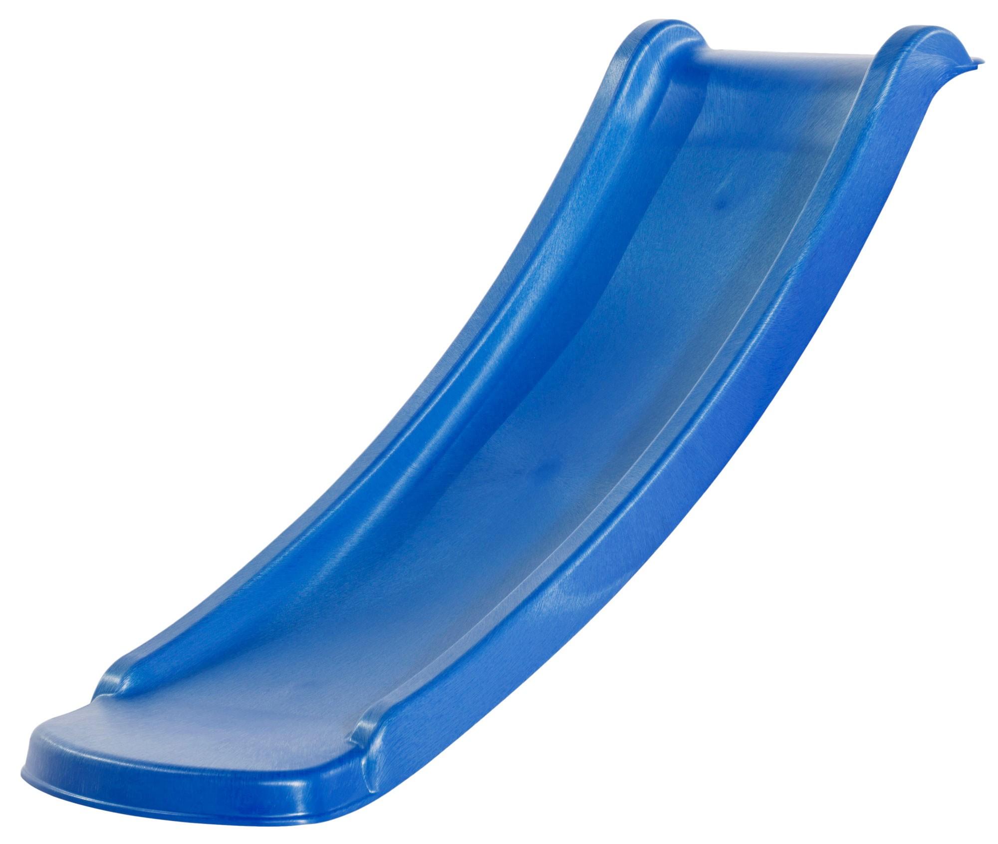 Karibu Akubi Rutsche für Kinderspielsysteme 1,20 m blau Bild 1