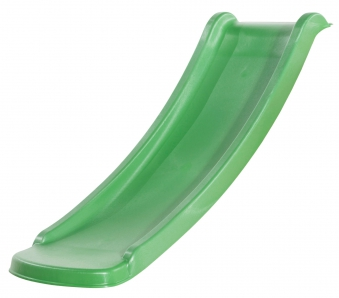 Karibu Akubi Rutsche für Kinderspielsysteme 1,20 m grün Bild 1