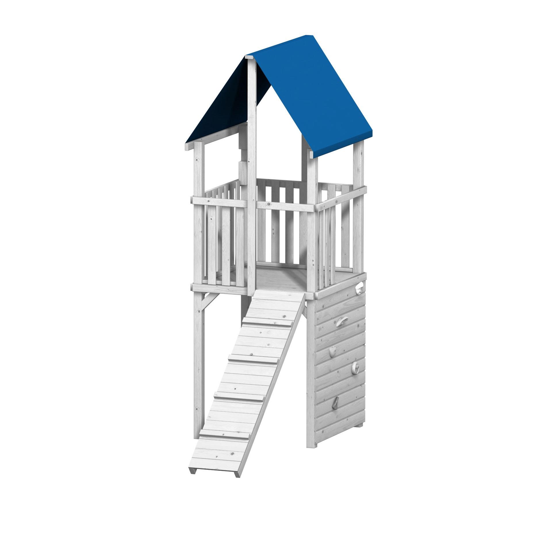 Dachplane für Spielturm Fips / Pirat und Princess Bild 1