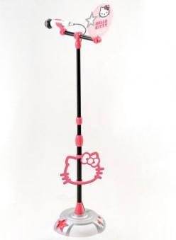 Mikrofon / Standmikrofon Hello Kitty Bild 1