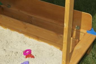 Spielzeuglade zu Sandkasten Mickey Bild 3