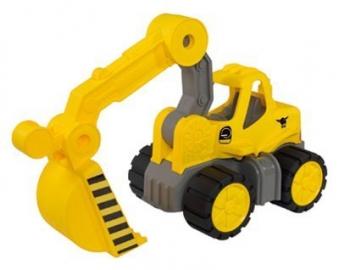 BIG Power-Worker Spielzeug Bagger Bild 1