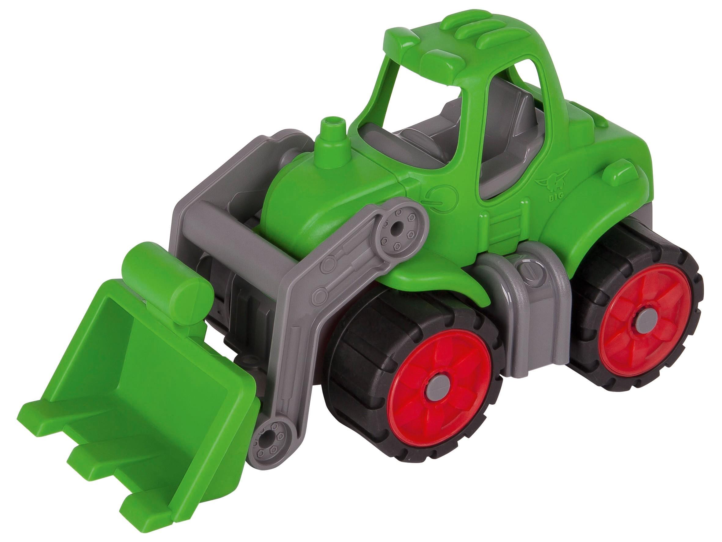 BIG Power-Worker Spielzeug Mini Traktor Bild 1