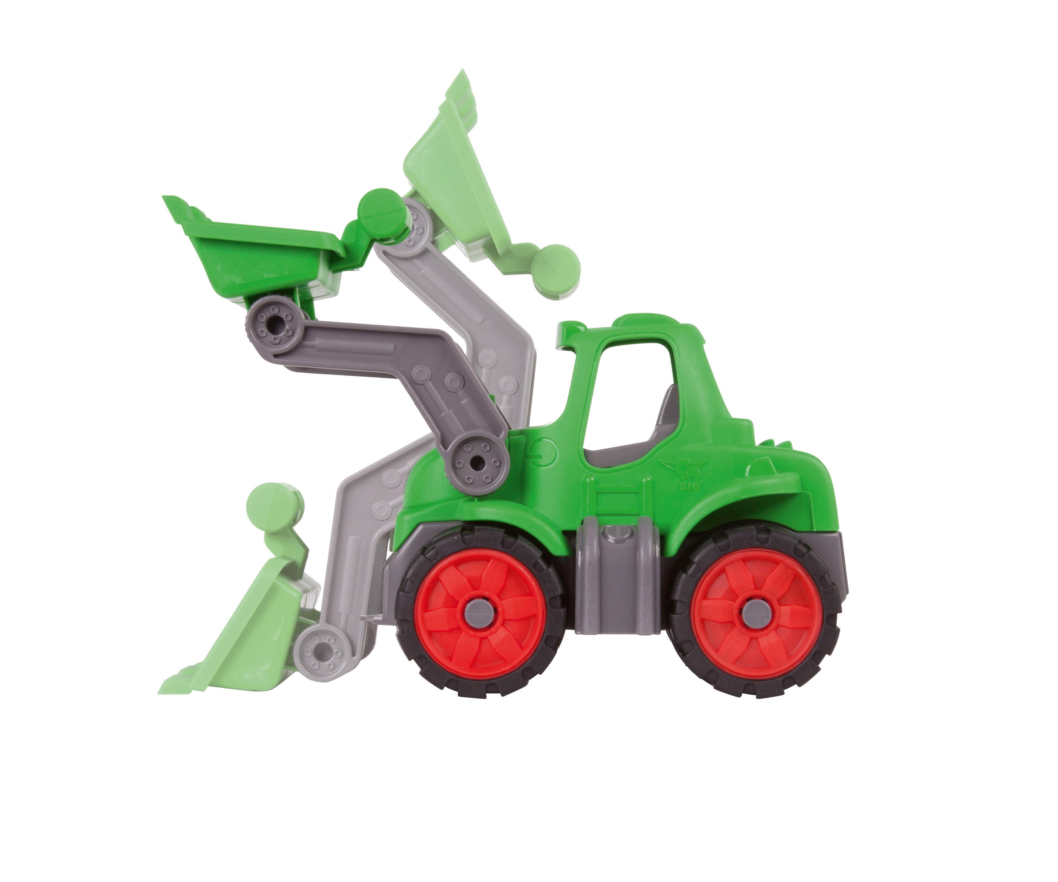 BIG Power-Worker Spielzeug Mini Traktor Bild 2