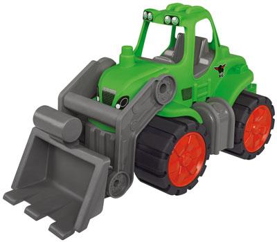BIG Power-Worker Spielzeug Traktor Bild 1