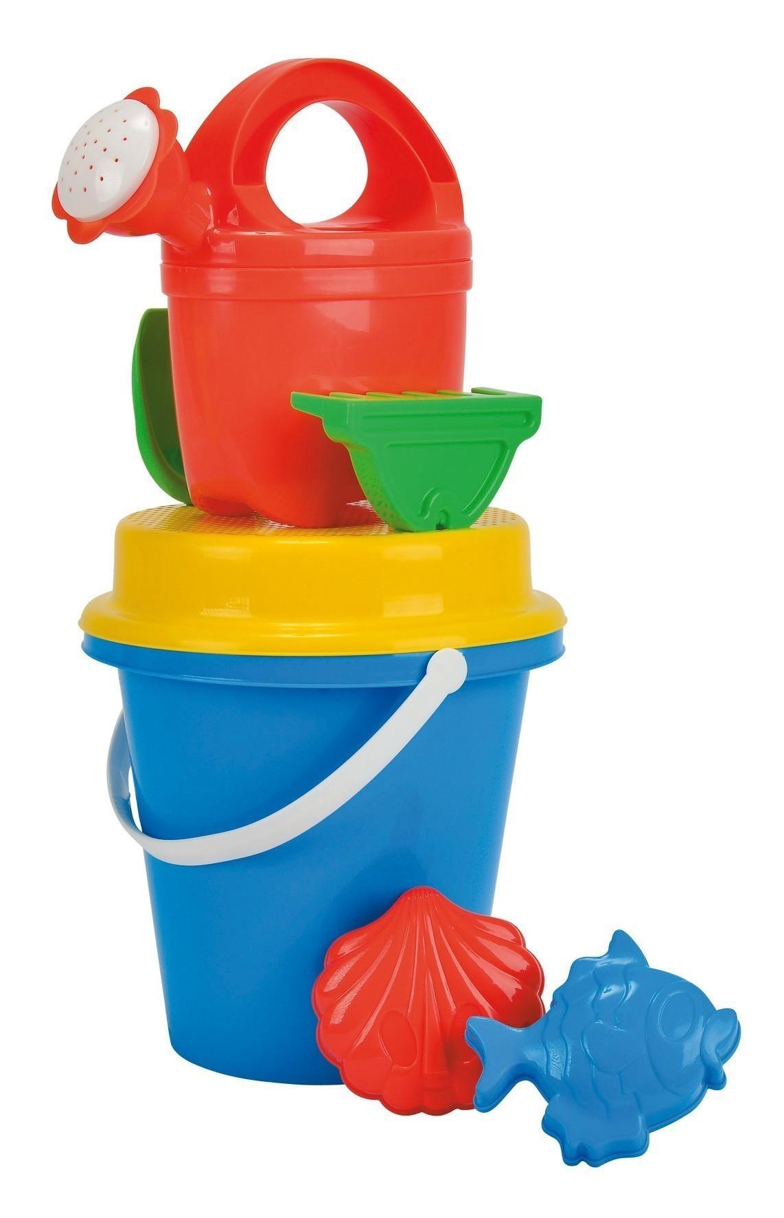 Sandspielzeug Eimergarnitur 7-teilig Ø20cm Simba Bild 1