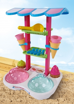 Spielzeug Eisdiele / Sandspielzeug 13teilig Simba Bild 1