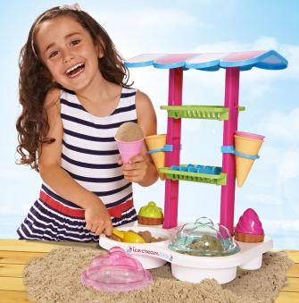 Spielzeug Eisdiele / Sandspielzeug 13teilig Simba Bild 2