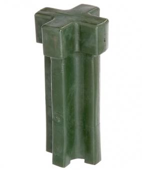 GAH Alberts Einschlag-Werkzeug für Bodenhülse 7x7cm / Ø 8cm