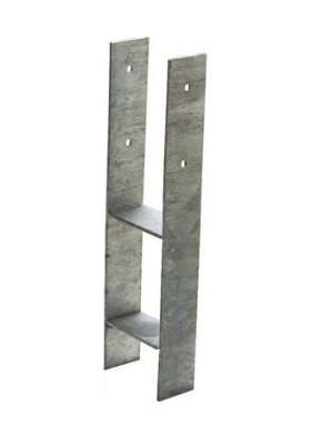 H-Anker / Betonanker für Pfosten 9x9cm Bild 1