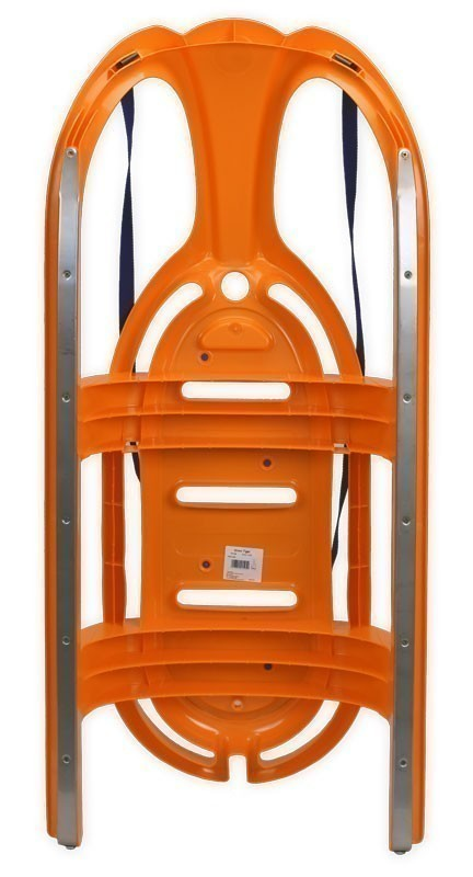 Schlitten / Rodel KHW Snow Tiger Comfort orange Bild 2
