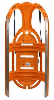 Schlitten / Rodel KHW Snow Tiger orange Bild 2