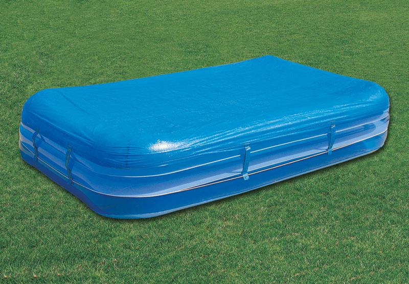 abdeckplane bestway 280x184cm f r family pool blau bei. Black Bedroom Furniture Sets. Home Design Ideas