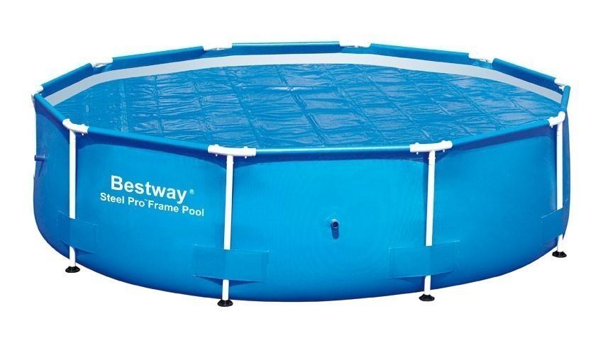 Solarplane Bestway Ø290cm für Frame Pool Ø305cm Bild 1