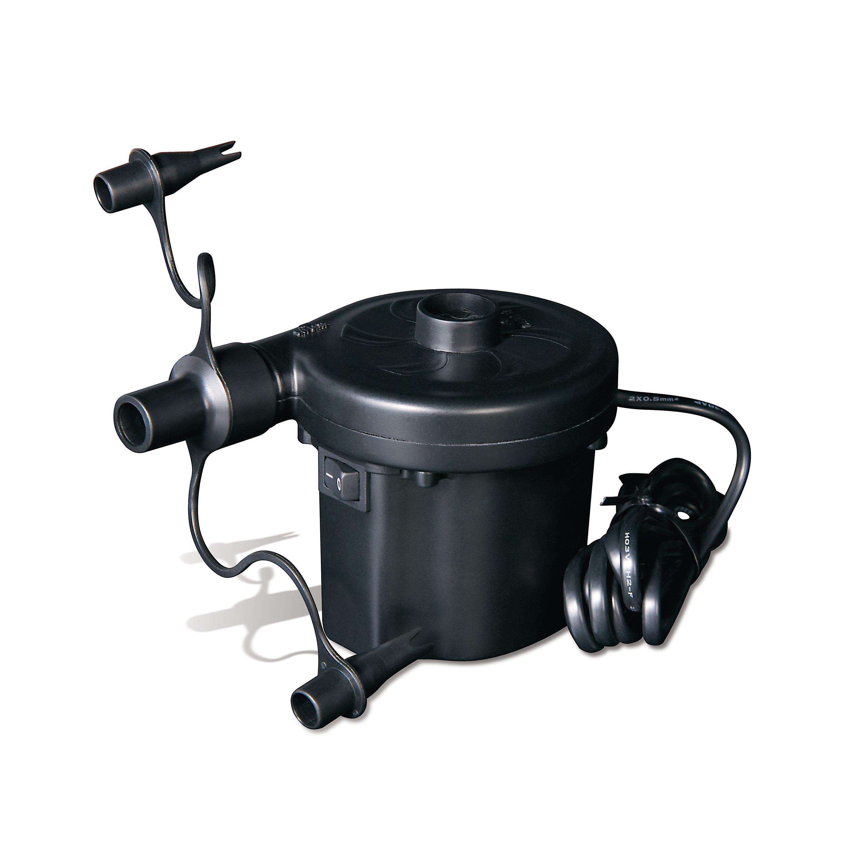 Luftpumpe / Bestway Elektropumpe 230V inkl. Adapter Bild 1