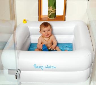 planschbecken baby pool wehncke f r duschwanne 85x85cm bei. Black Bedroom Furniture Sets. Home Design Ideas