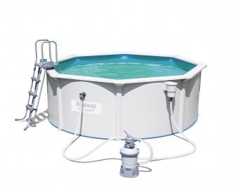 Pool / Stahlwandpool Bestway Hydrium Pool Set Sandfilter Ø360x120cm Bild 1