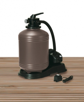 Karibu Pool Filterpaket / Sandfilteranlage 230 V