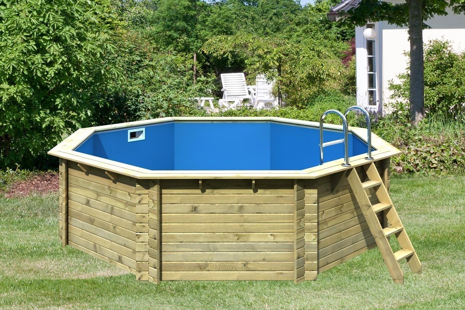 Karibu Pool Classic Modell 2 Variante A kdi 470x470cm Bild 1