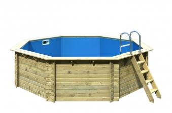 Karibu Pool Classic Modell 2 Variante A kdi 470x470cm Bild 4