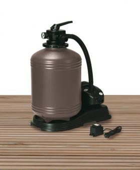 Karibu Pool Filterpaket / Sandfilteranlage 230 V Bild 1
