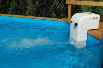 Gegenstrom-Schwimmanlage für Weka Pool Bild 1