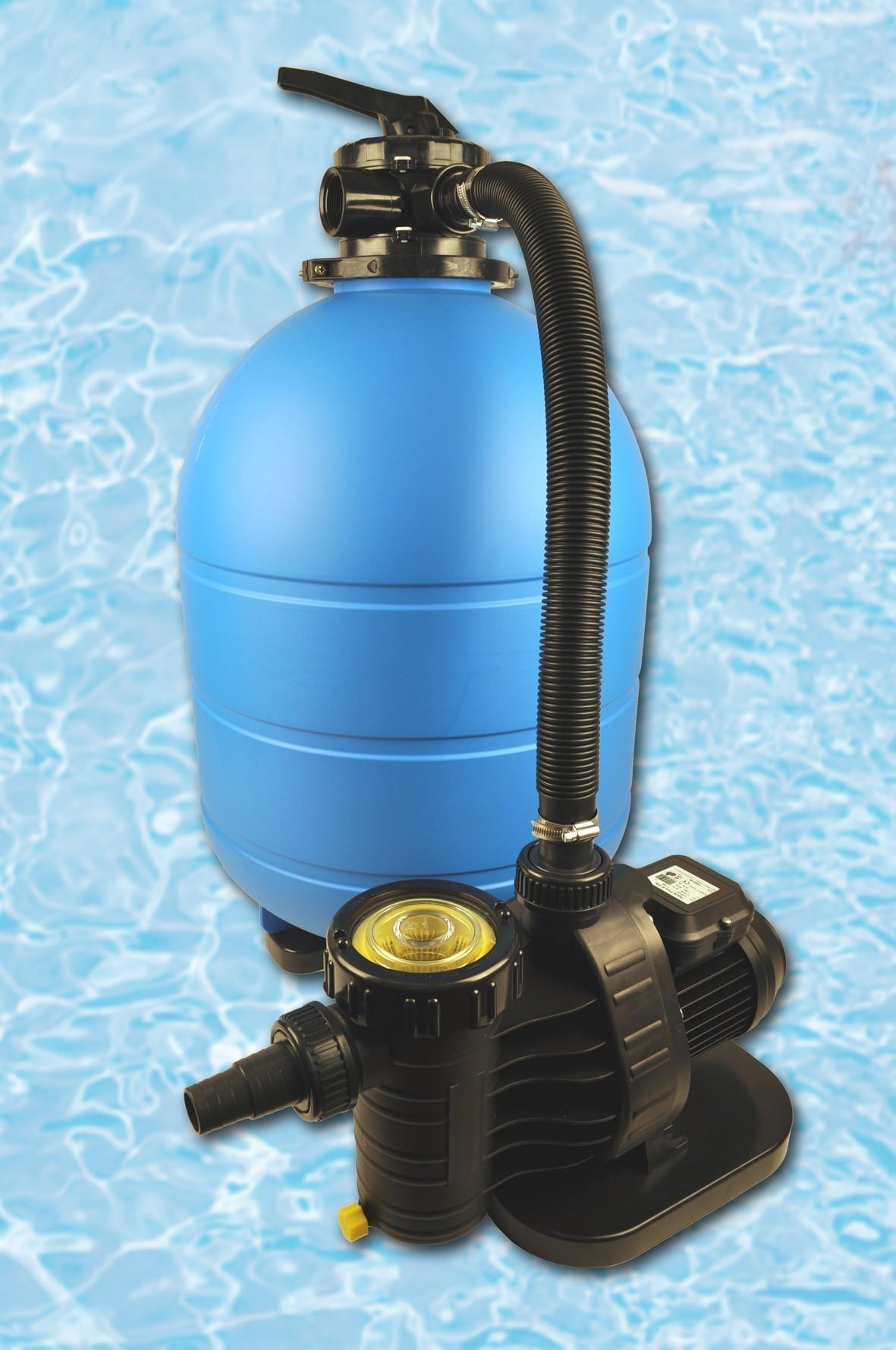 Sandfilteranlage Maxi für Weka Pool 594 und 594A Bild 1