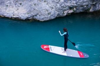 SUP DVSport 22330 Stand-Up-Paddle-Set 10.2 aufblasbar 310x86x13cm Bild 2