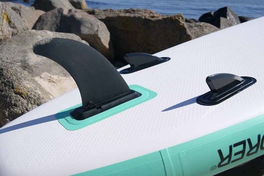 Stand UP Paddling Set / SUP Board / Surfboard / Stehpaddeln Bild 4