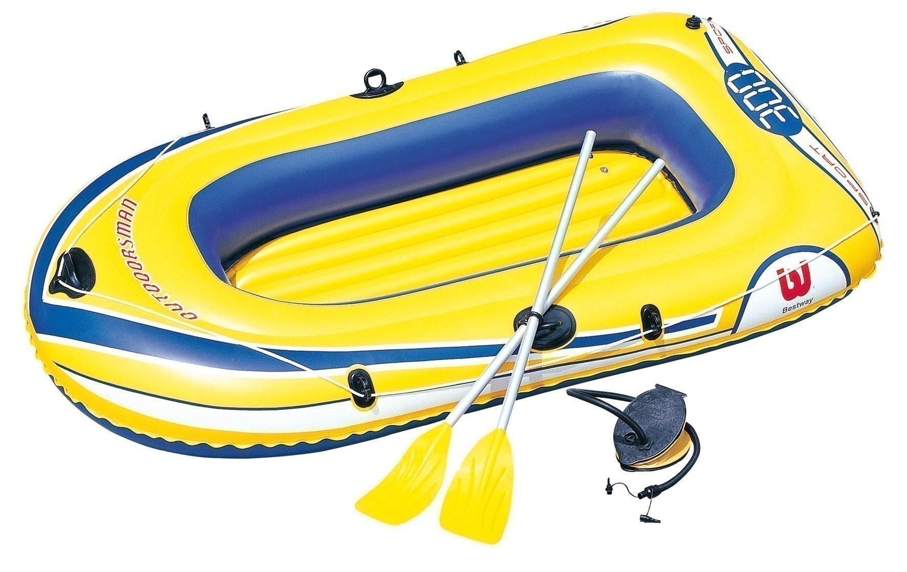 schlauchboot badeboot set hydro force raft bei. Black Bedroom Furniture Sets. Home Design Ideas