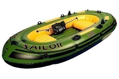 Schlauchboot - Boot Sailor Wehncke Typ 310 Bild 1