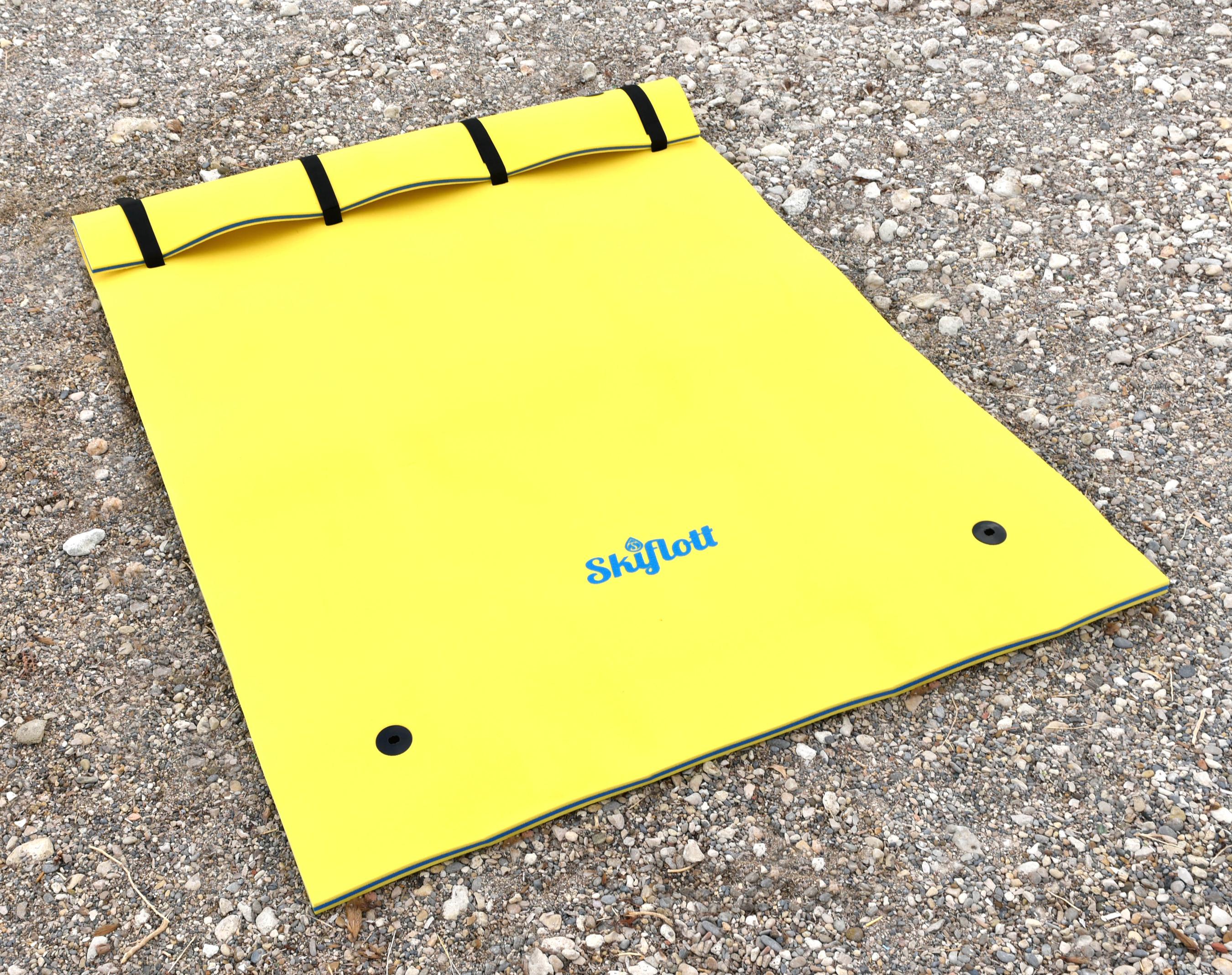 Wassermatte / Schwimmmatte M 260x180x3,5 cm Bild 4