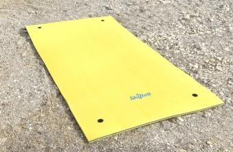 Wassermatte / Schwimmmatte M 260x180x3,5 cm Bild 3