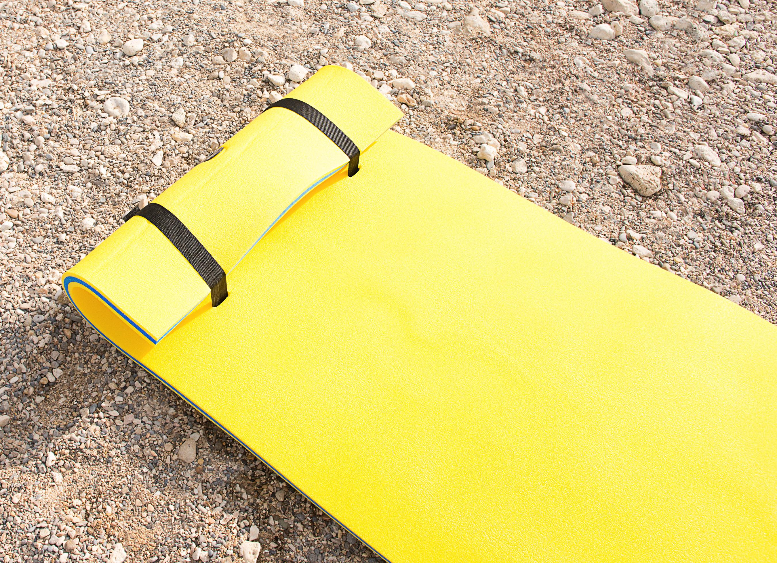 Wassermatte / Schwimmmatte S 260x90x3,5cm Bild 4