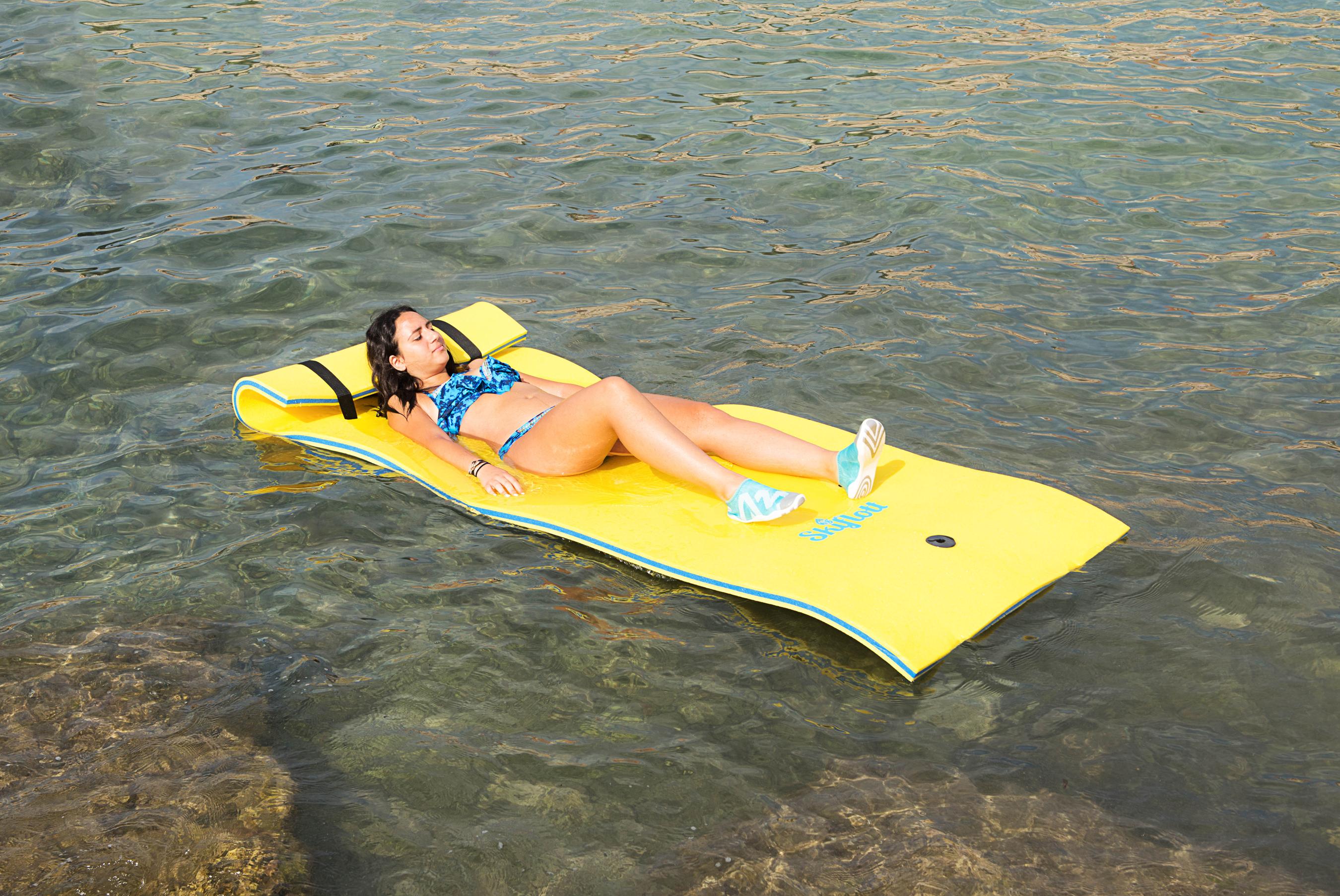 Wassermatte / Schwimmmatte S 260x90x3,5cm Bild 5