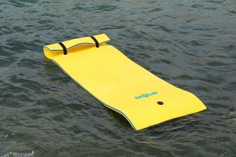 Wassermatte / Schwimmmatte S 260x90x3,5cm Bild 1