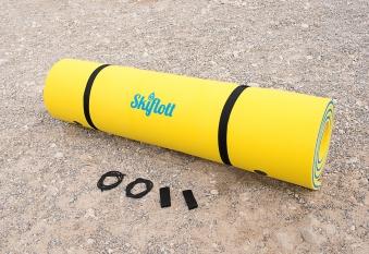 Wassermatte / Schwimmmatte S 260x90x3,5cm Bild 2