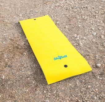 Wassermatte / Schwimmmatte S 260x90x3,5cm Bild 3