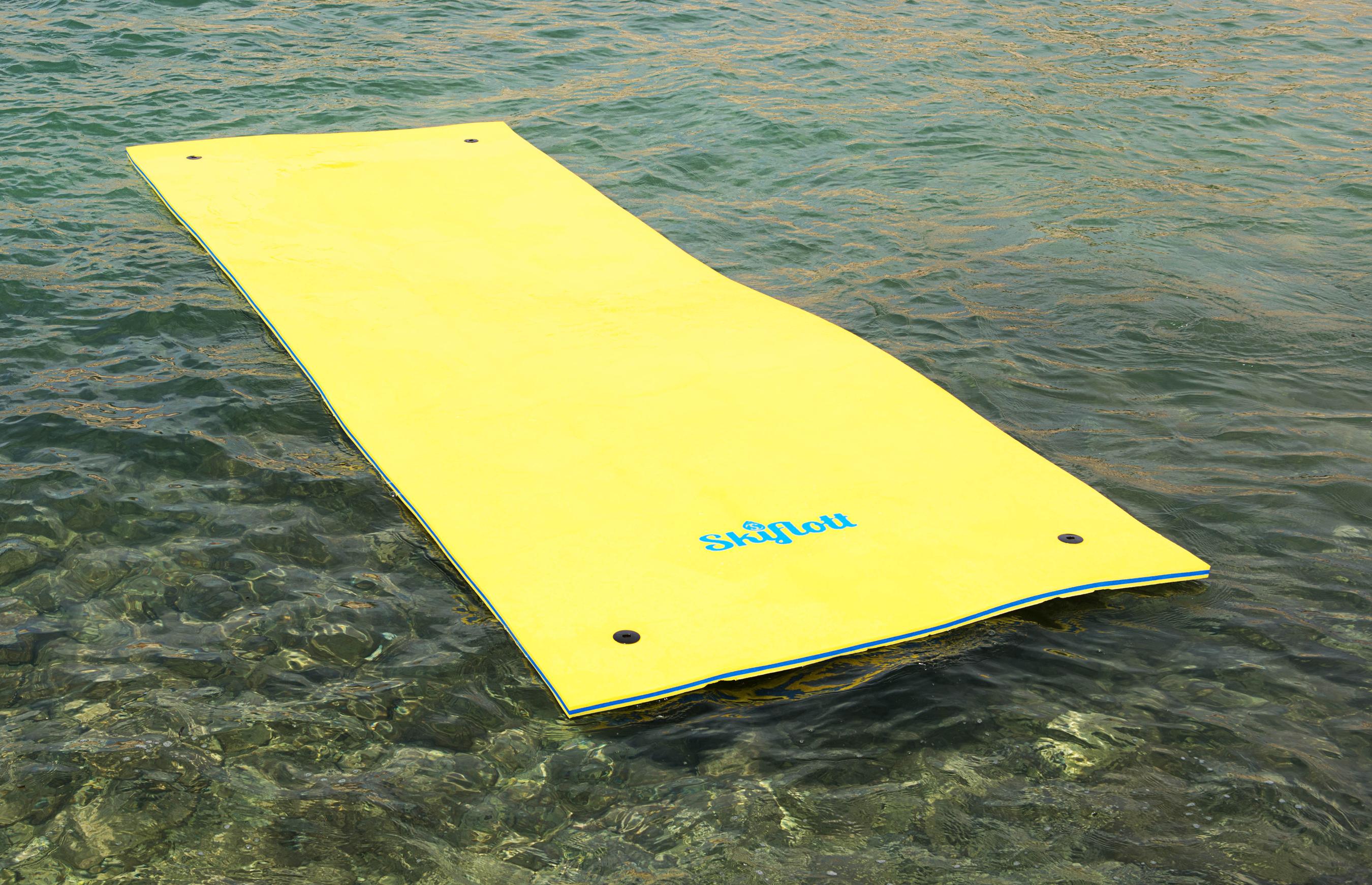 Wassermatte / Schwimmmatte XL 550x180x3,5 cm Bild 1