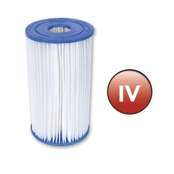 Bestway Ersatz-Filterkartusche Flowclear Filterkartusche Gr.IV 1 Stück Bild 1
