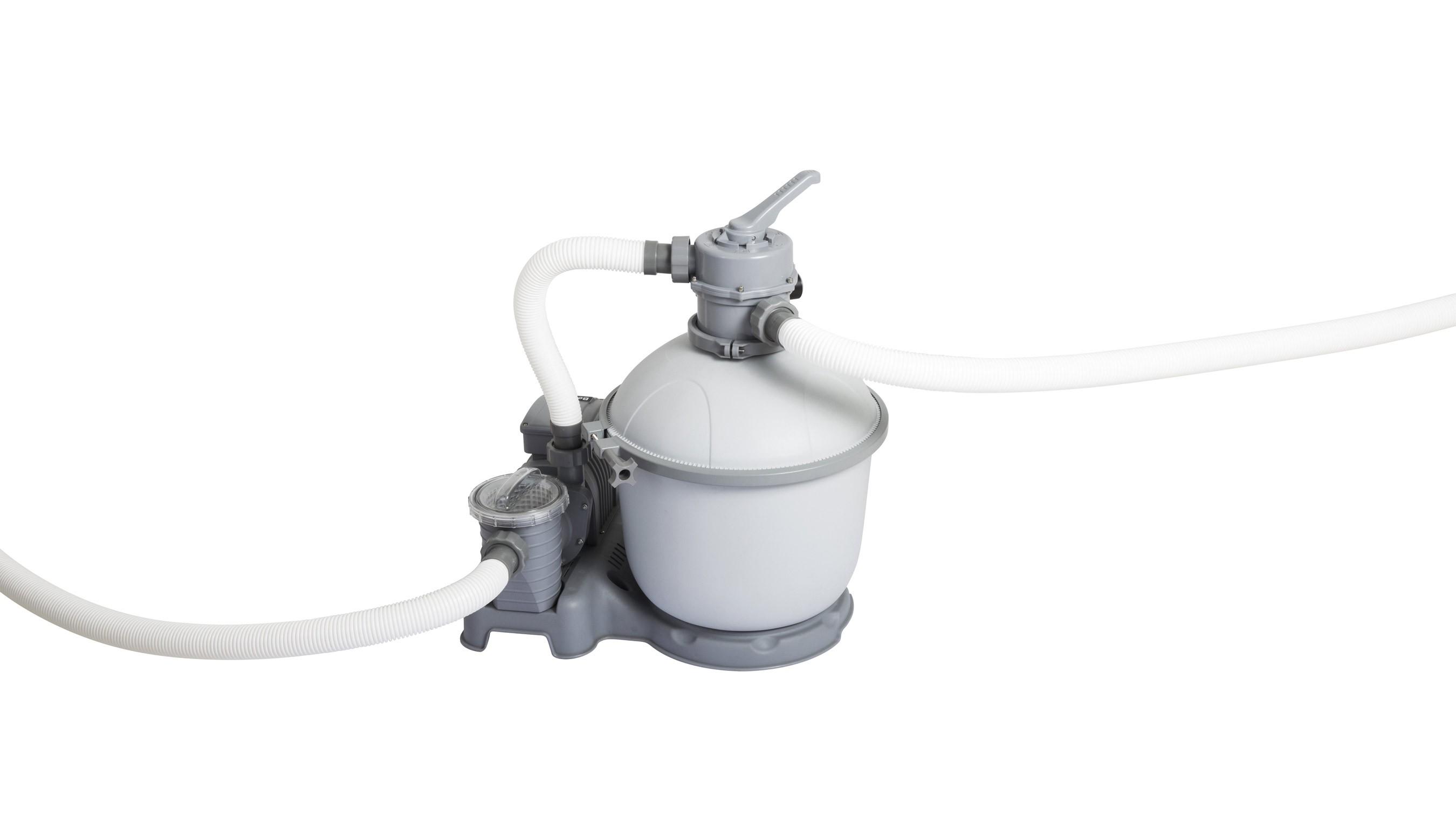 Bestway Sandfilteranlage Flowclear 5.678 L/h Bild 1