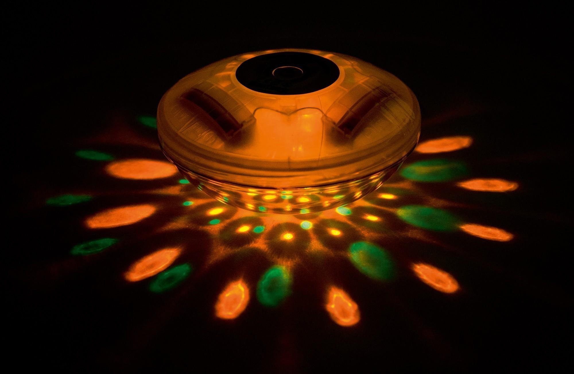 Poolbeleuchtung Bestway schwimmende LED Bild 3