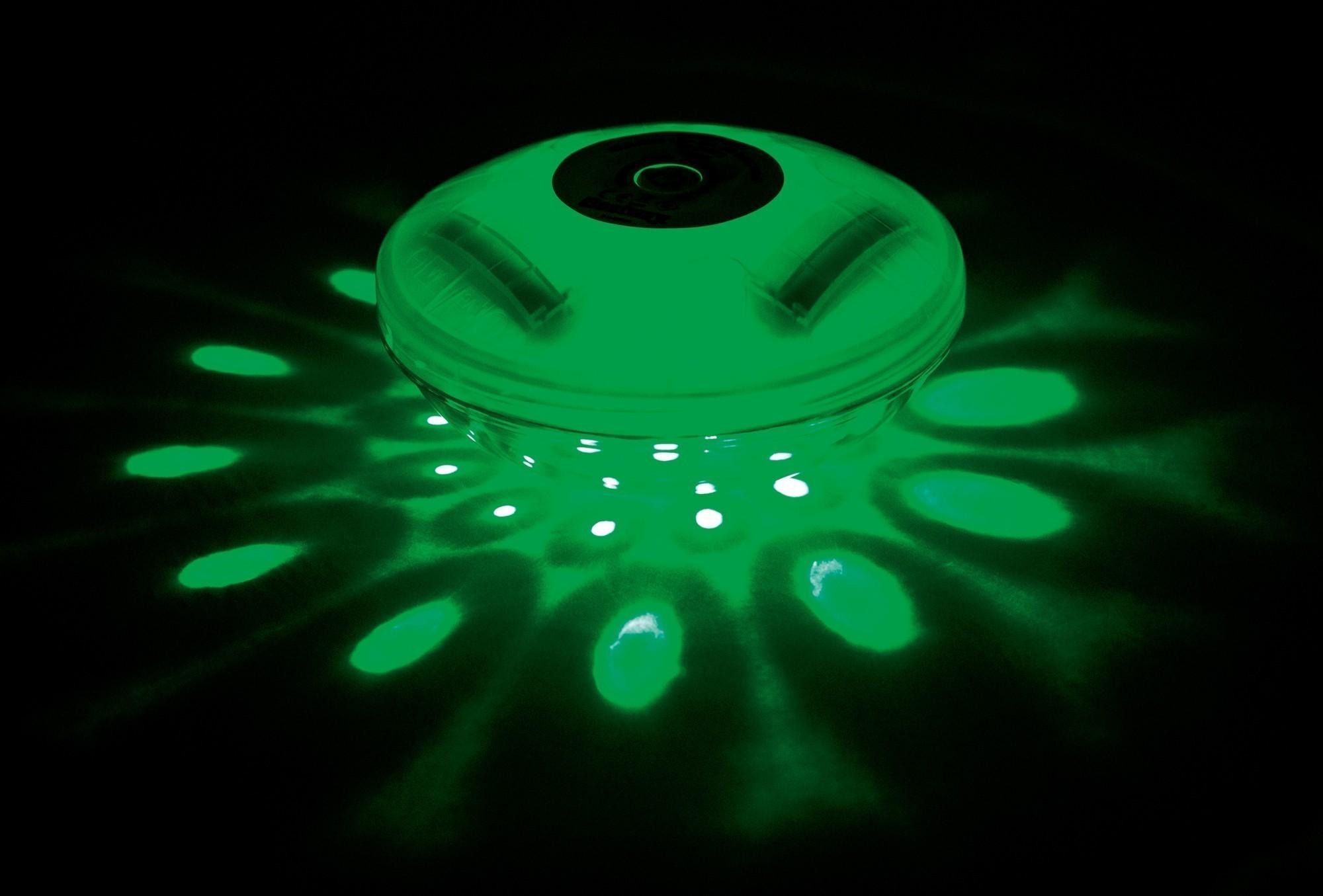 Poolbeleuchtung Bestway schwimmende LED Bild 4