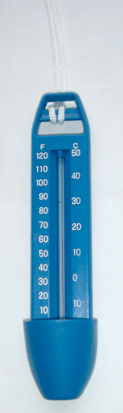Schwimmbadthermometer thermometer standard bei for Schwimmbadthermometer