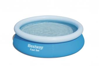 Bestway Pool / Fast Pool Set ohne Pumpe Ø 198x51cm Bild 1