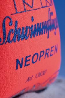 BEMA Neopren-Schwimmflügel mit Doppelkammersystem Bild 2