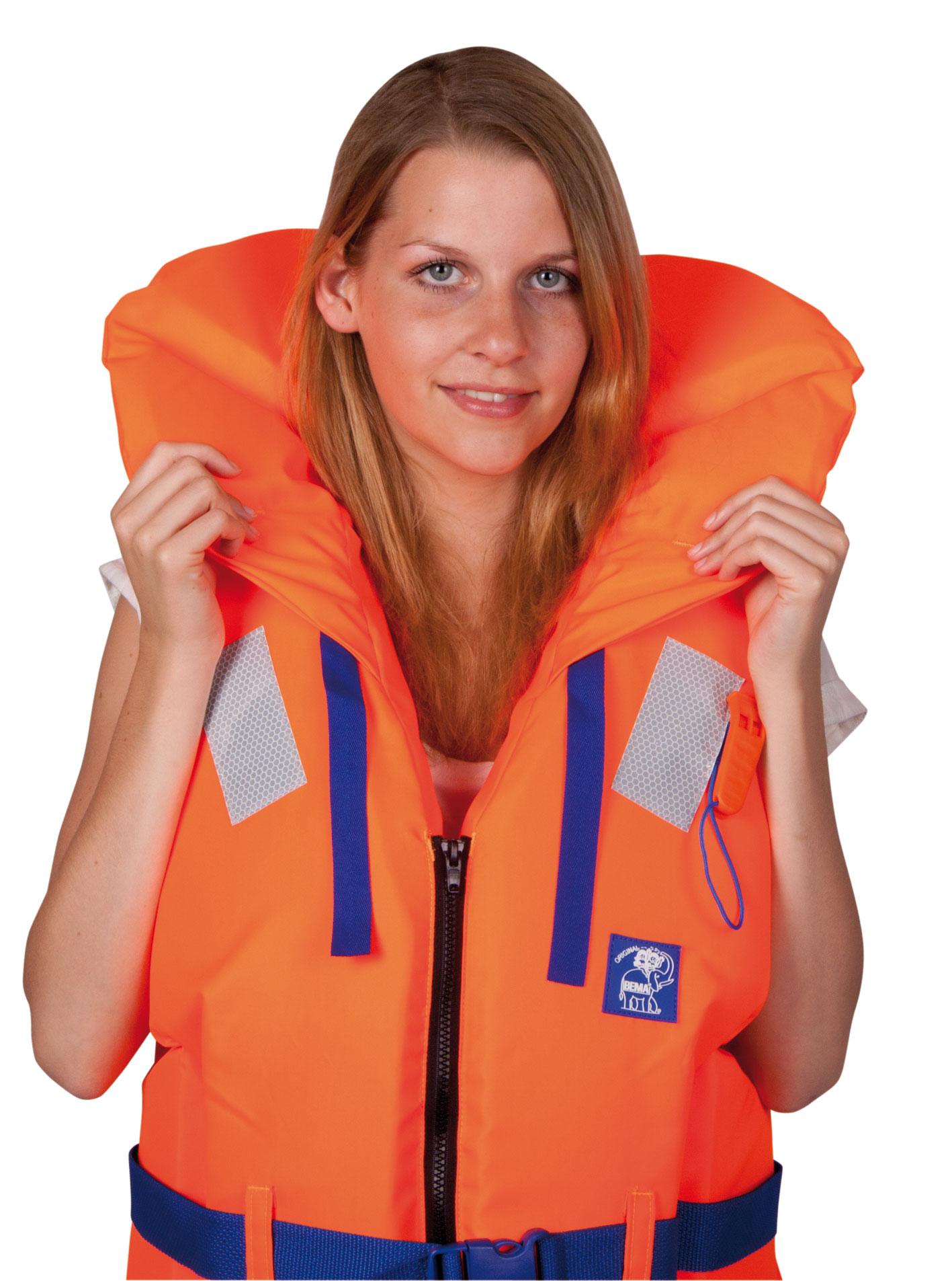 Schwimmweste / Rettungsweste BEMA Erwachsene Größe XL Bild 1