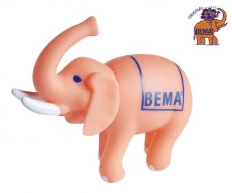 BEMA Wasserspritztier / Bade-Elefant 10cm Bild 1