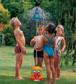 BIG Wasserspiel Aqua Clown Bild 4